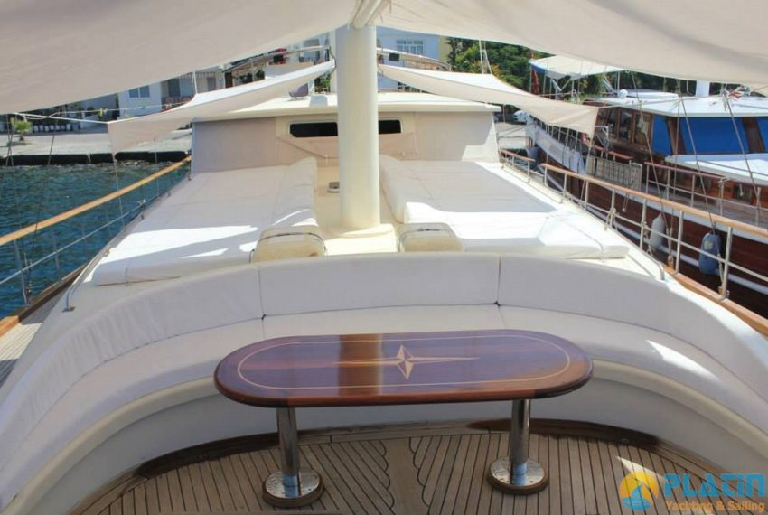 Gazi Kaptan Gulet Yacht 12