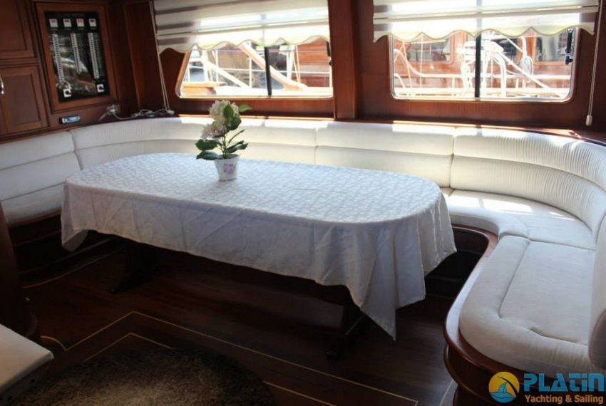 Gazi Kaptan Gulet Yacht 13
