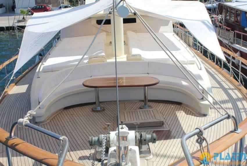 Gazi Kaptan Gulet Yacht 15