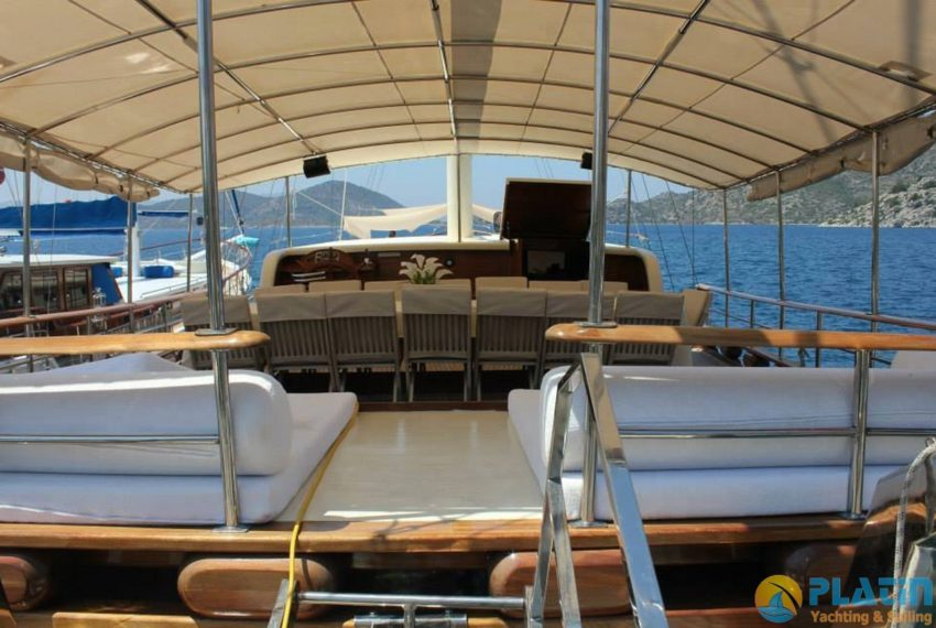 Gazi Kaptan Gulet Yacht 16