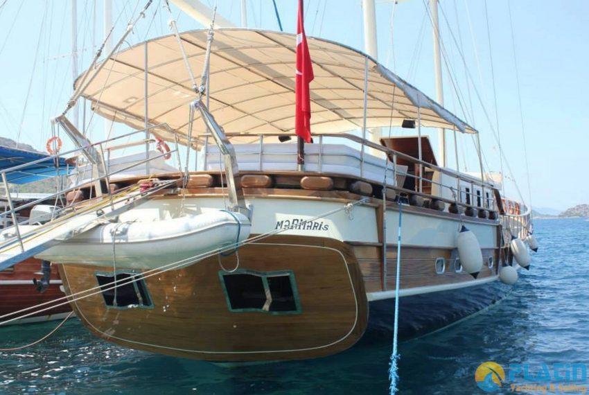 Gazi Kaptan Gulet Yacht 18