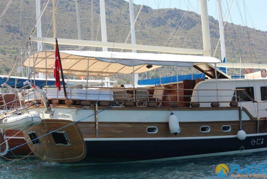 Gazi Kaptan Gulet Yacht 19