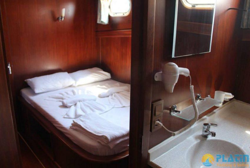 Gazi Kaptan Gulet Yacht 21