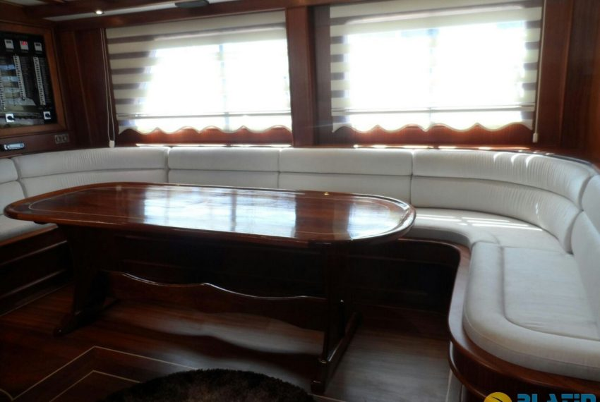 Gazi Kaptan Gulet Yacht 24