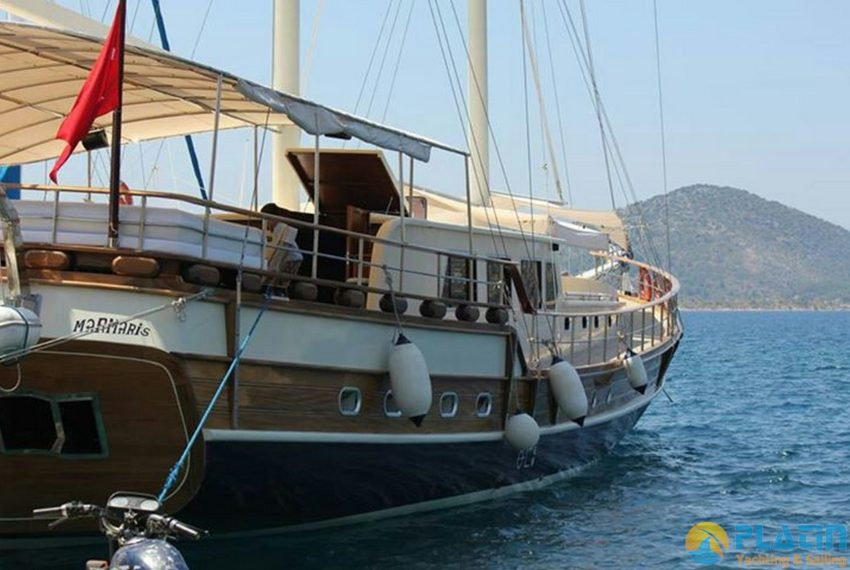 Gazi Kaptan Gulet Yacht 25