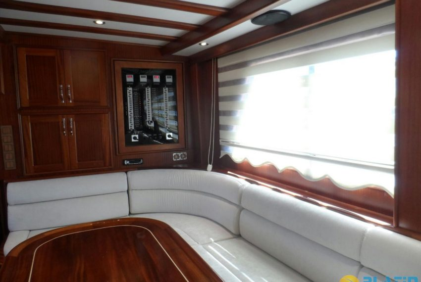 Gazi Kaptan Gulet Yacht 26