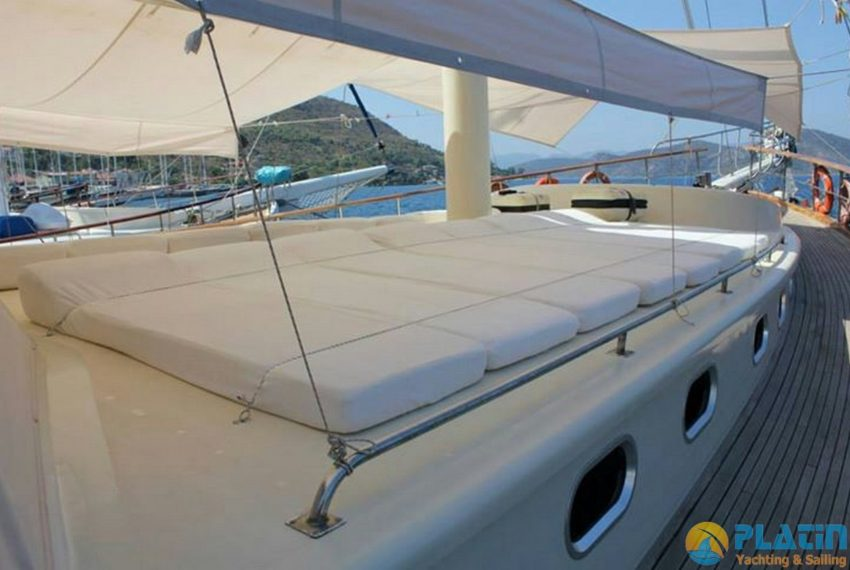 Gazi Kaptan Gulet Yacht 29