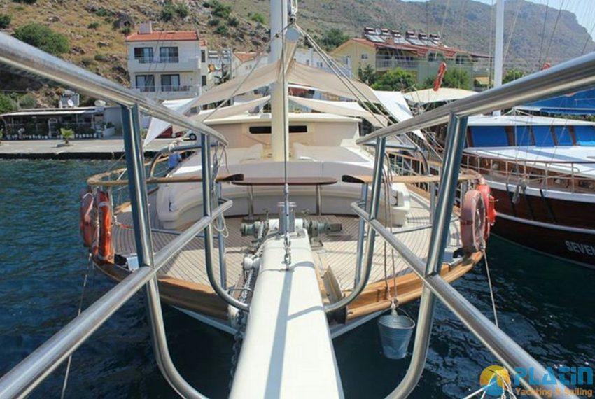 Gazi Kaptan Gulet Yacht 30