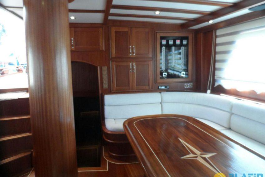 Gazi Kaptan Gulet Yacht 31