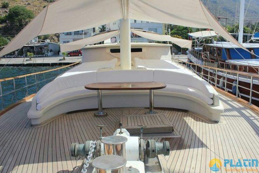 Gazi Kaptan Gulet Yacht 33