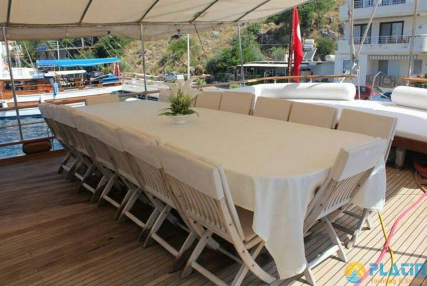Gazi Kaptan Gulet Yacht 34