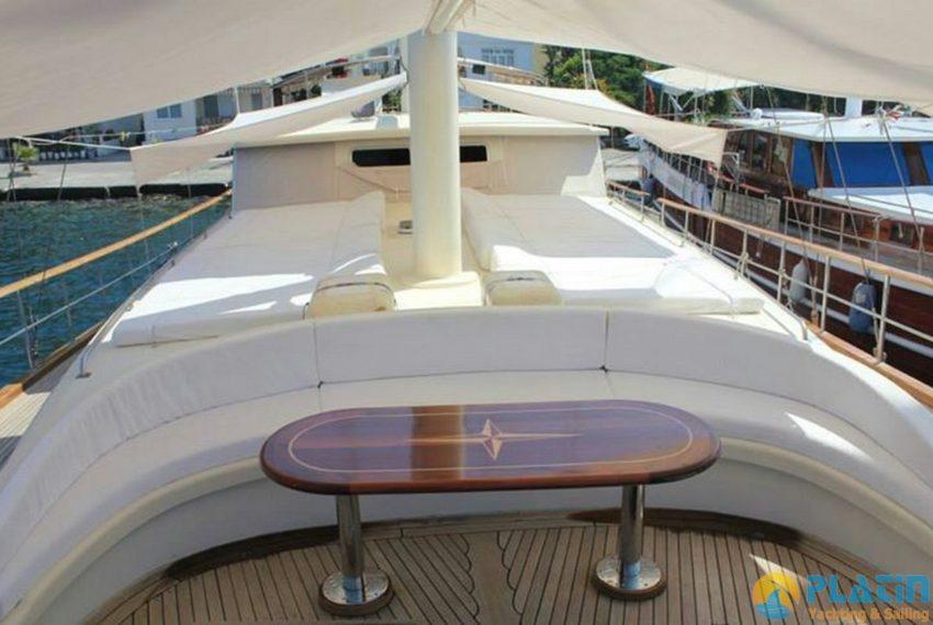 Gazi Kaptan Gulet Yacht 35