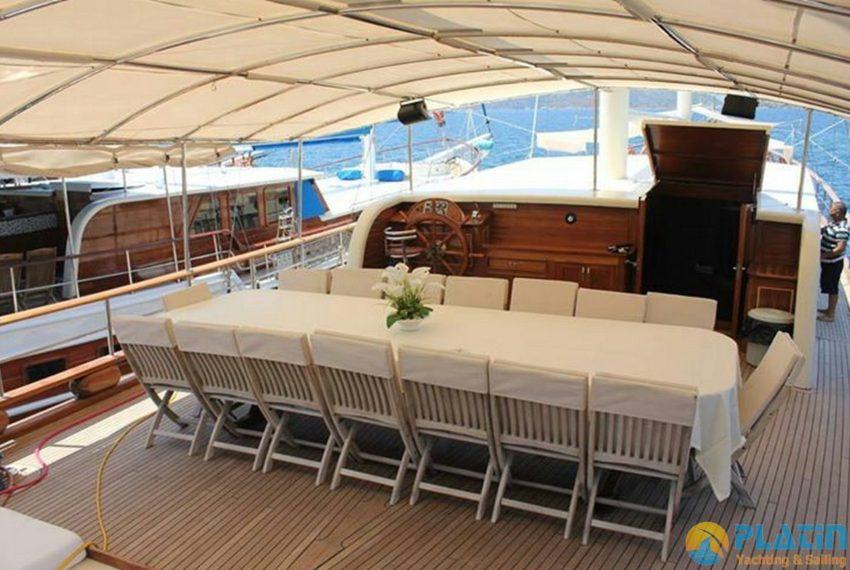 Gazi Kaptan Gulet Yacht 36