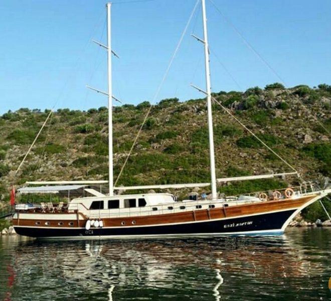 Gazi Kaptan Gulet Yacht