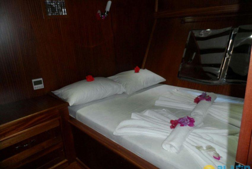 Gazi Kaptan Gulet Yacht 39