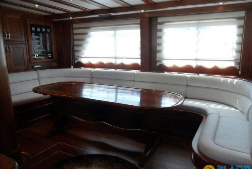 Gazi Kaptan Gulet Yacht 40