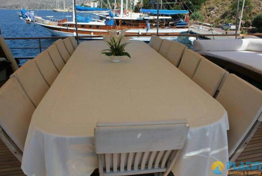 Gazi Kaptan Gulet Yacht 41