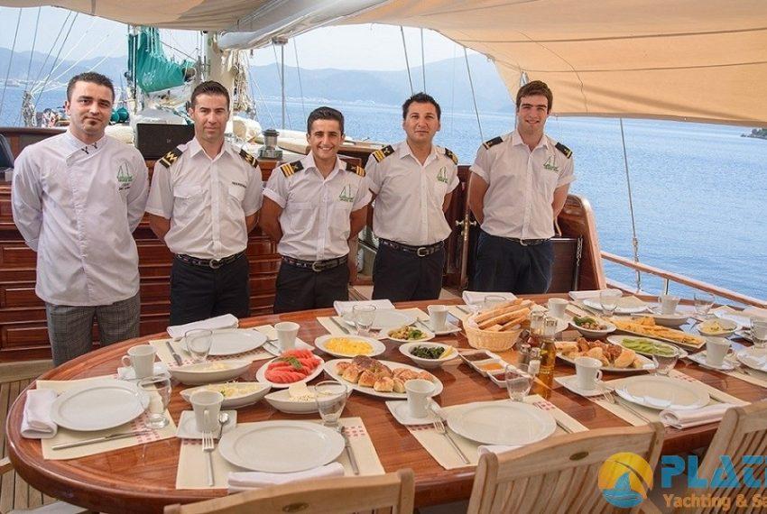 Grande Mare Gulet Yacht 01