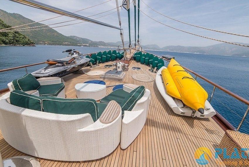 Grande Mare Gulet Yacht 02