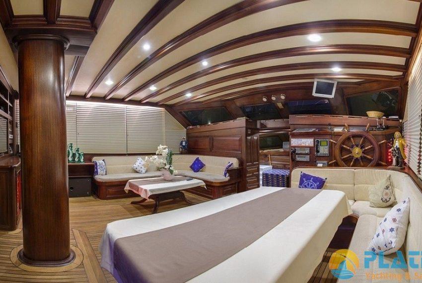 Grande Mare Gulet Yacht 03