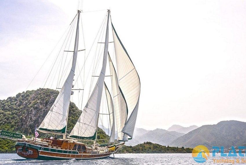 Grande Mare Gulet Yacht 04