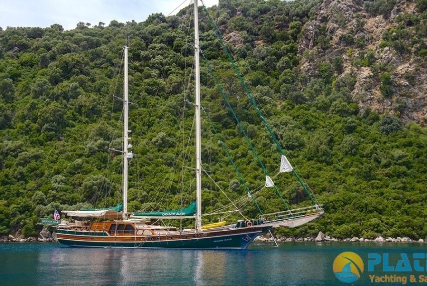 Grande Mare Gulet Yacht
