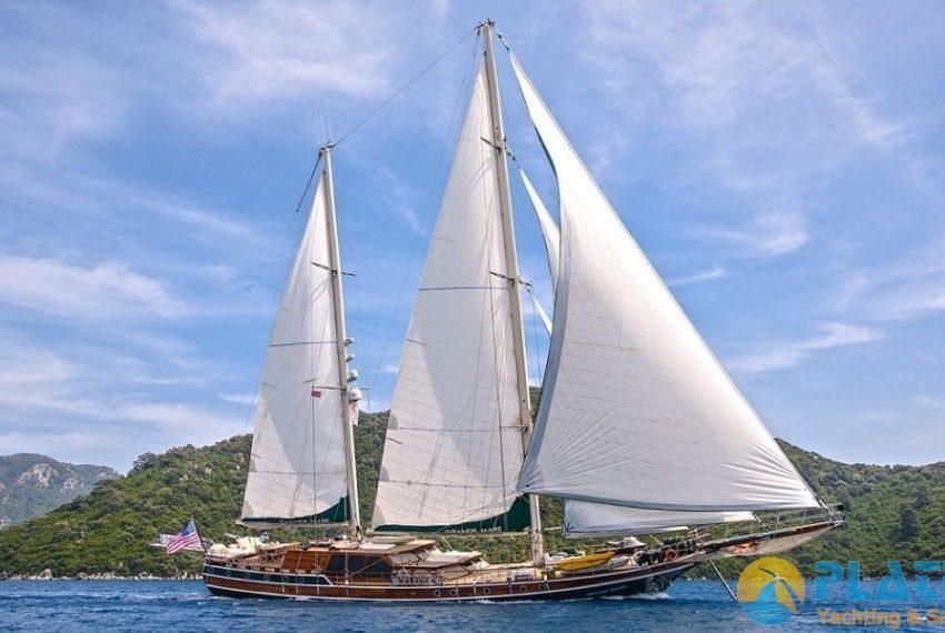 Grande Mare Gulet Yacht 06