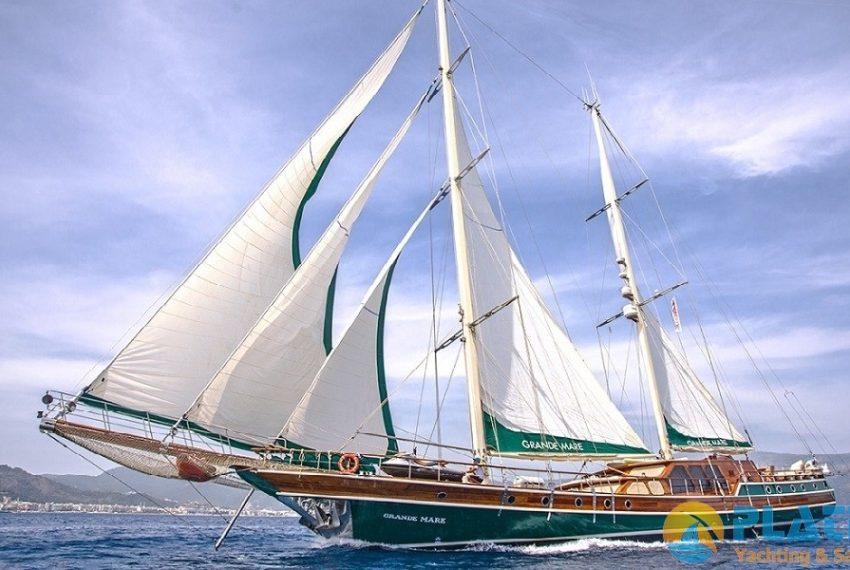 Grande Mare Gulet Yacht 08
