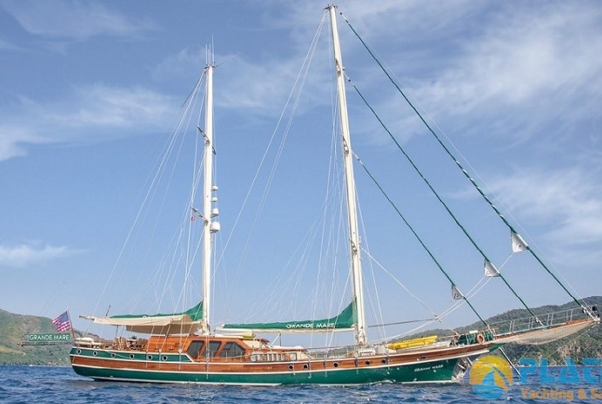 Grande Mare Gulet Yacht 09