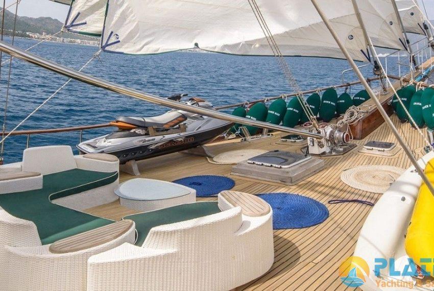 Grande Mare Gulet Yacht 12