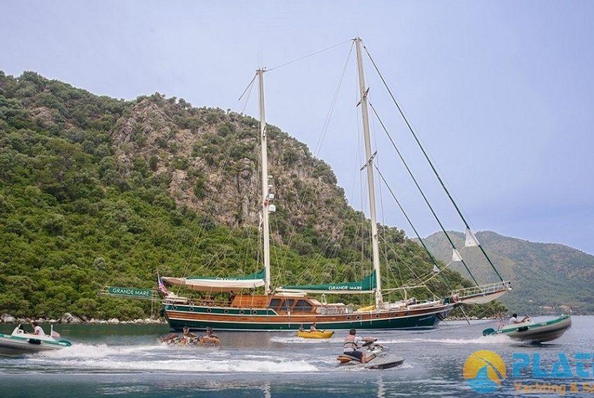 Grande Mare Gulet Yacht 13