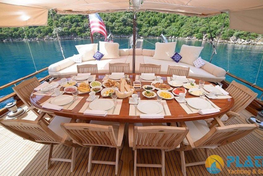 Grande Mare Gulet Yacht 14