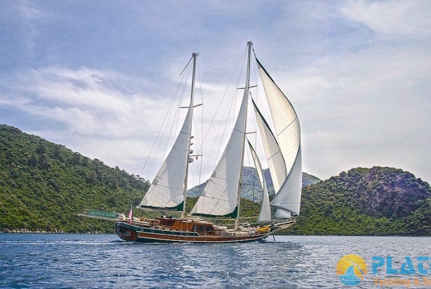 Grande Mare Gulet Yacht 20