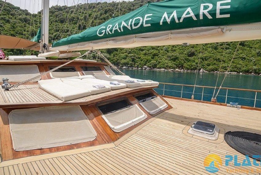 Grande Mare Gulet Yacht 21
