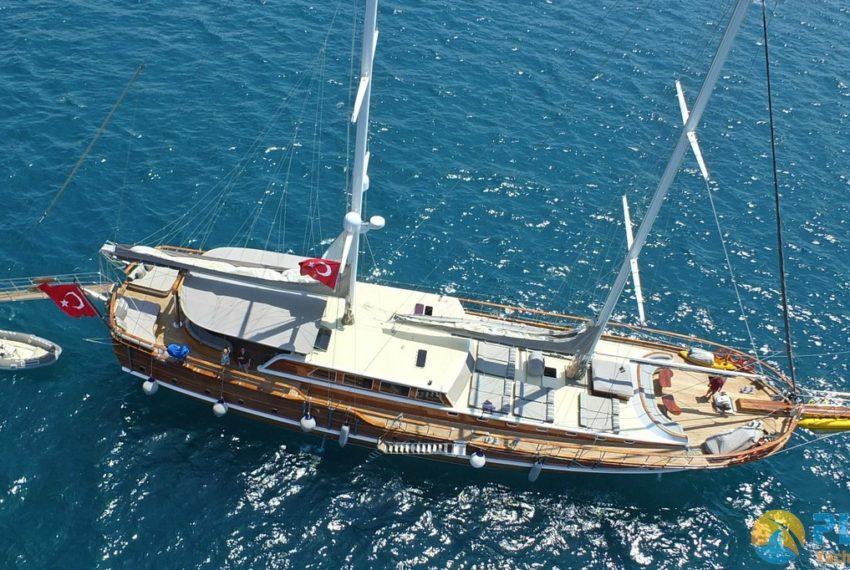 Kaptan Mehmet Bugra Gulet Yacht 04