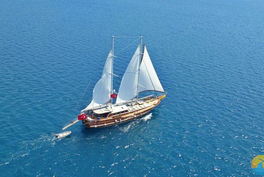Kaptan Mehmet Bugra Gulet Yacht 06