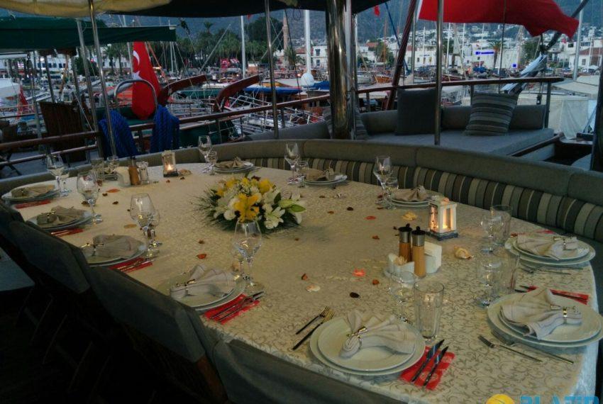 Kaptan Mehmet Bugra Gulet Yacht 07