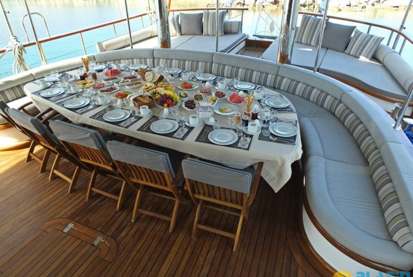 Kaptan Mehmet Bugra Gulet Yacht 13