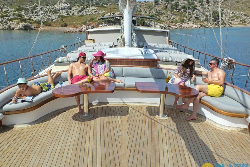 Kaptan Mehmet Bugra Gulet Yacht 14