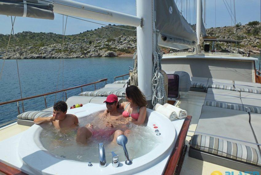 Kaptan Mehmet Bugra Gulet Yacht 15