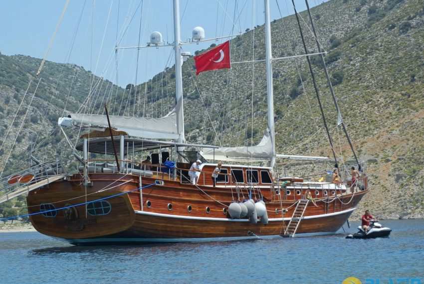Kaptan Mehmet Bugra Gulet Yacht 16