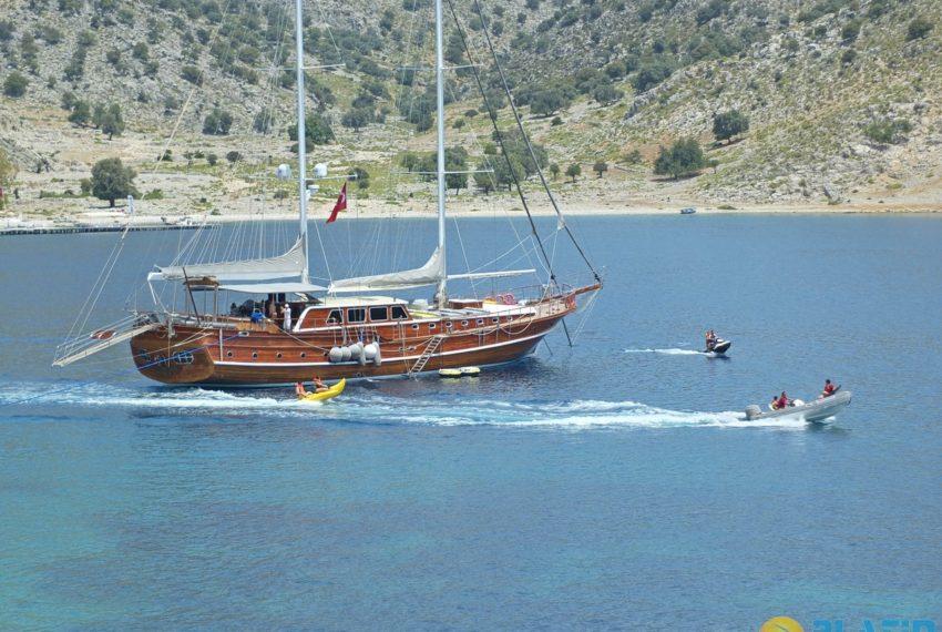 Kaptan Mehmet Bugra Gulet Yacht 18