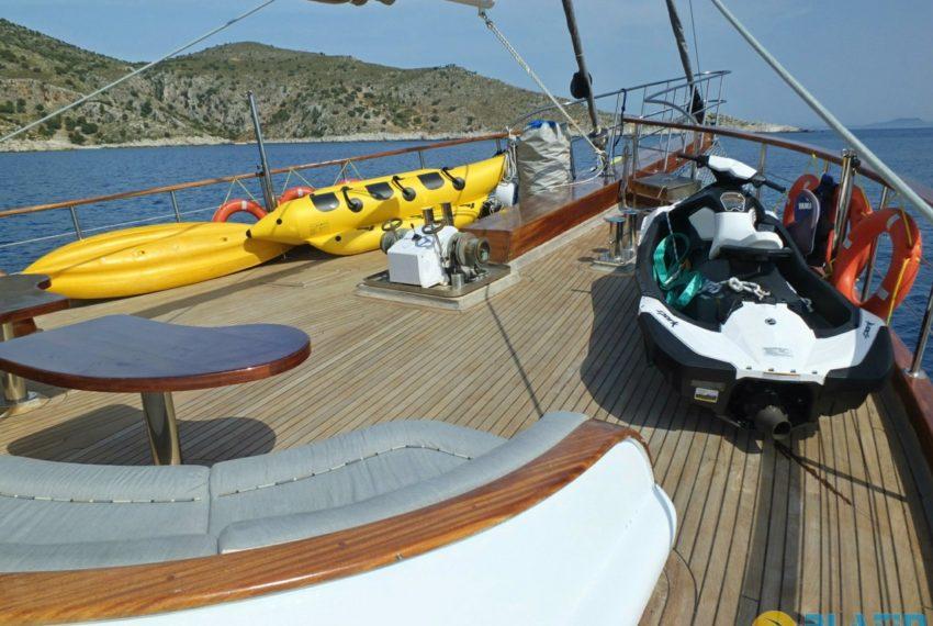 Kaptan Mehmet Bugra Gulet Yacht 19