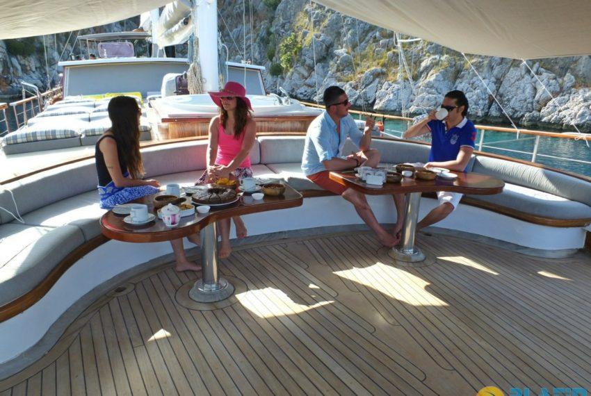 Kaptan Mehmet Bugra Gulet Yacht 22