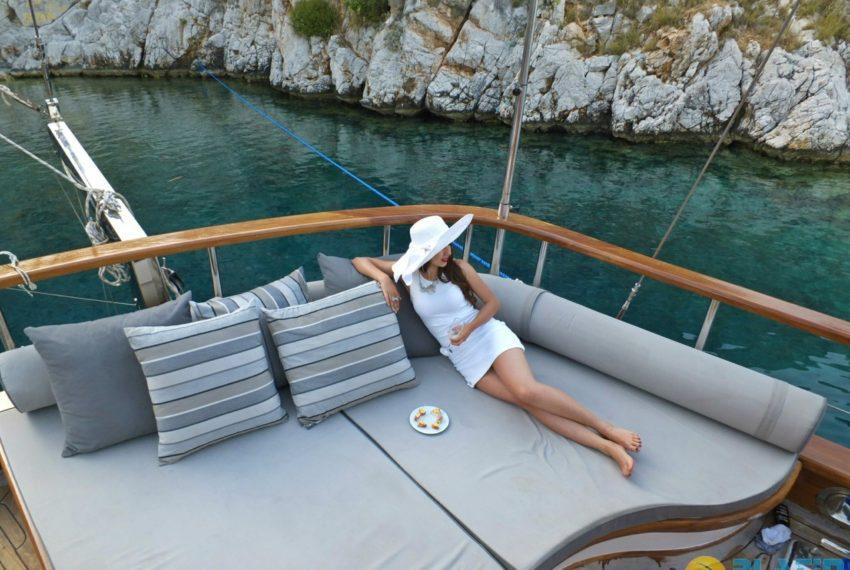 Kaptan Mehmet Bugra Gulet Yacht 23