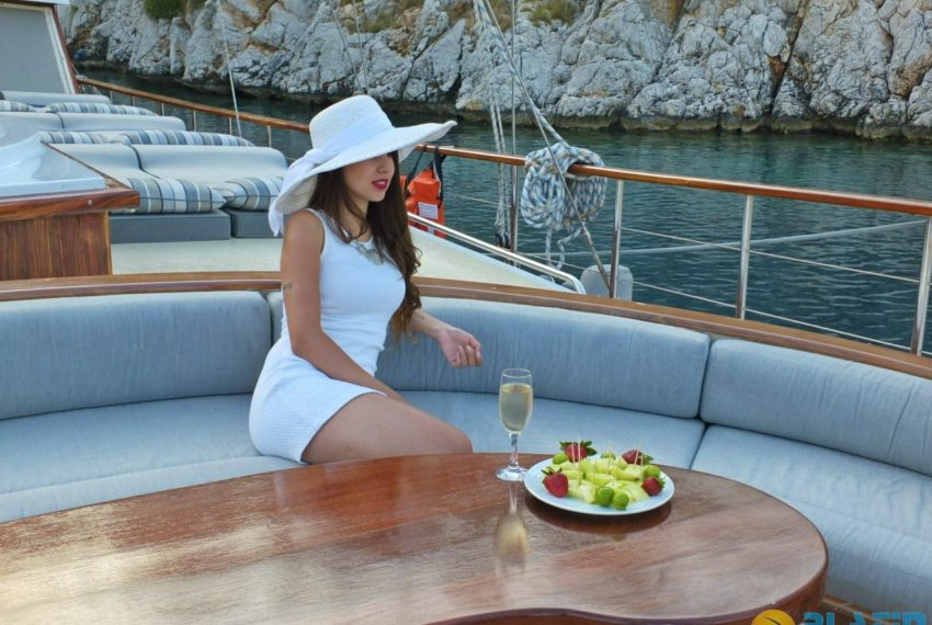 Kaptan Mehmet Bugra Gulet Yacht 24