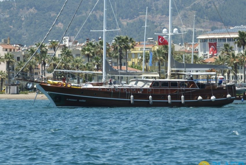 Kaptan Mehmet Bugra Gulet Yacht 29