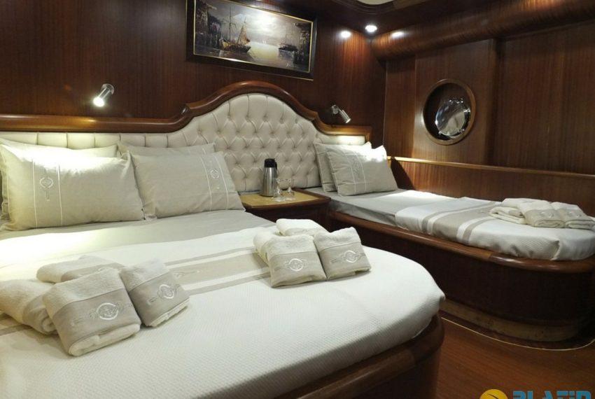 Kaptan Mehmet Bugra Gulet Yacht 37