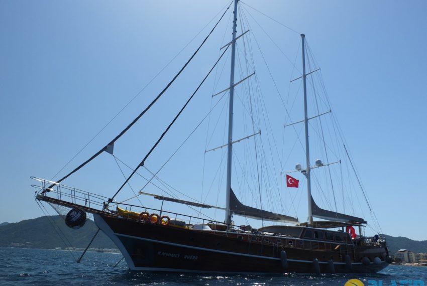 Kaptan Mehmet Bugra Gulet Yacht 42