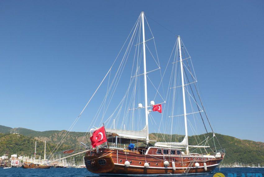 Kaptan Mehmet Bugra Gulet Yacht 44
